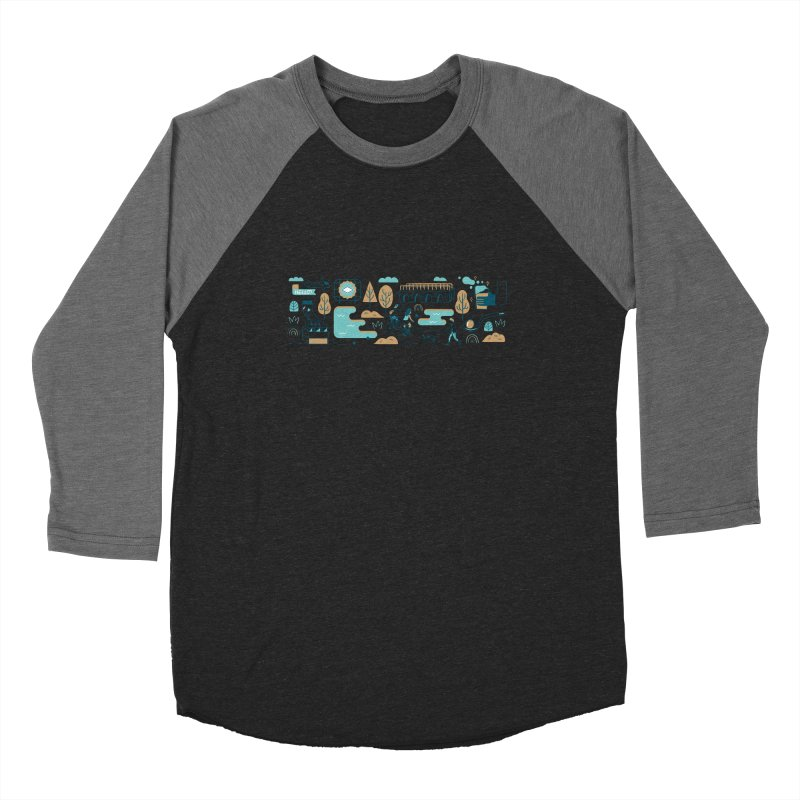 A Day in the Life Women's Longsleeve T-Shirt by bellyup's Artist Shop