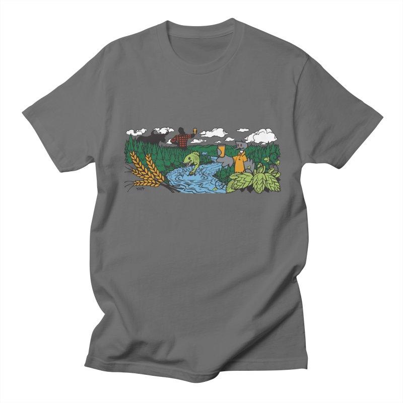 Heaven Must Be Near T Men's T-Shirt by bellyup's Artist Shop