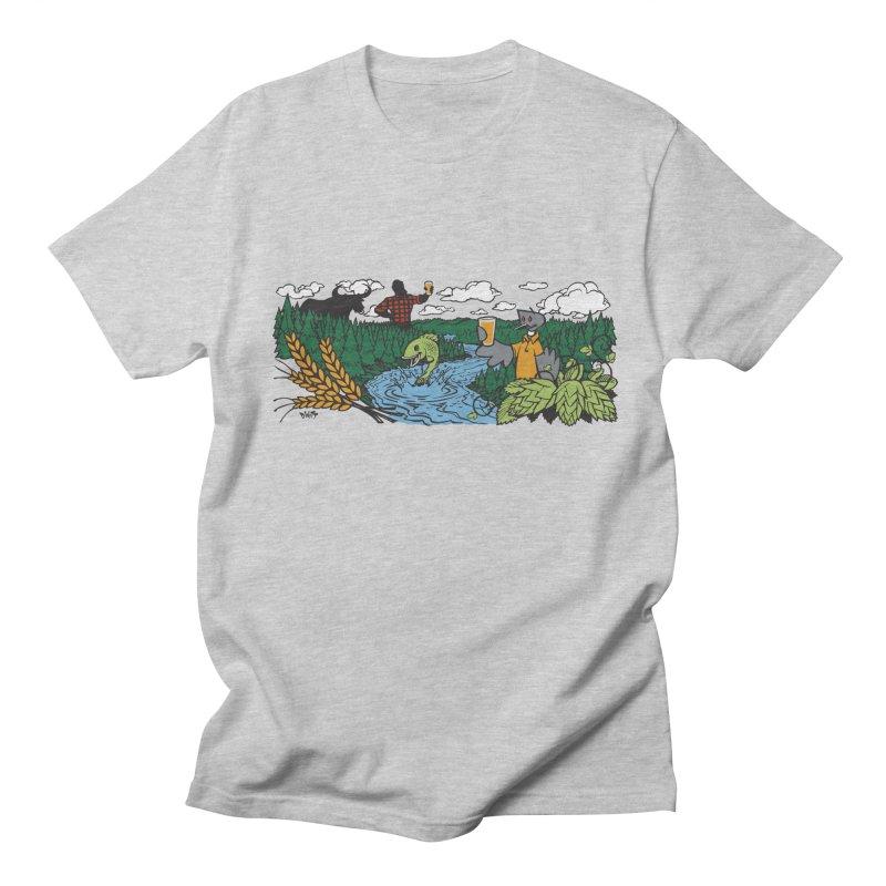 Heaven Must Be Near T Women's Regular Unisex T-Shirt by bellyup's Artist Shop