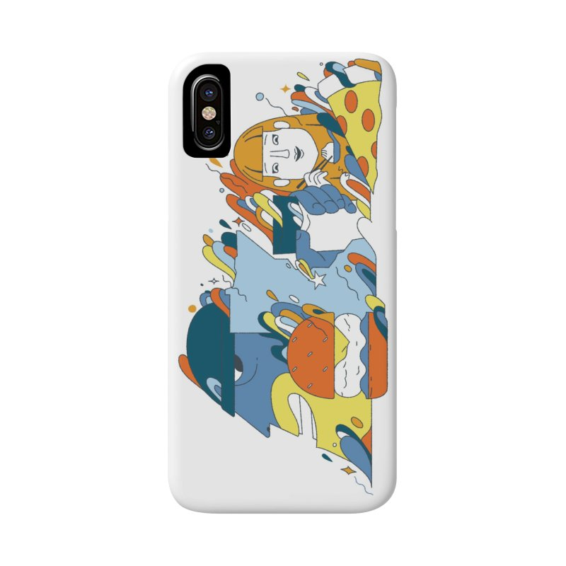 Color Me Impressed Accessories Phone Case by bellyup's Artist Shop