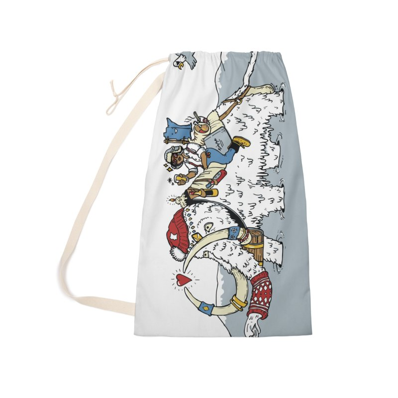 Knocked Out Loaded Accessories Bag by bellyup's Artist Shop