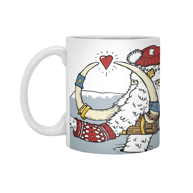 Knocked Out Loaded Accessories Mug by bellyup's Artist Shop