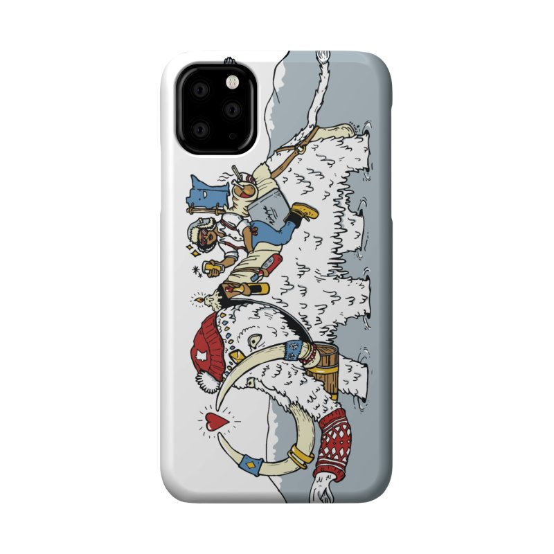 Knocked Out Loaded Accessories Phone Case by bellyup's Artist Shop