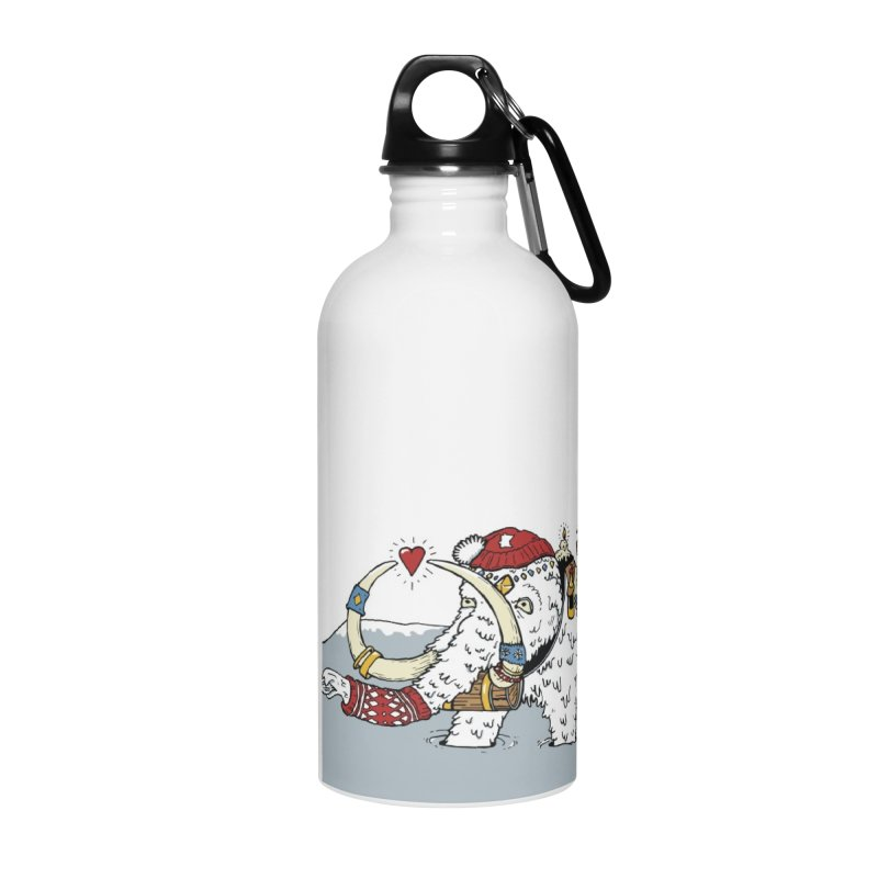 Knocked Out Loaded Accessories Water Bottle by bellyup's Artist Shop