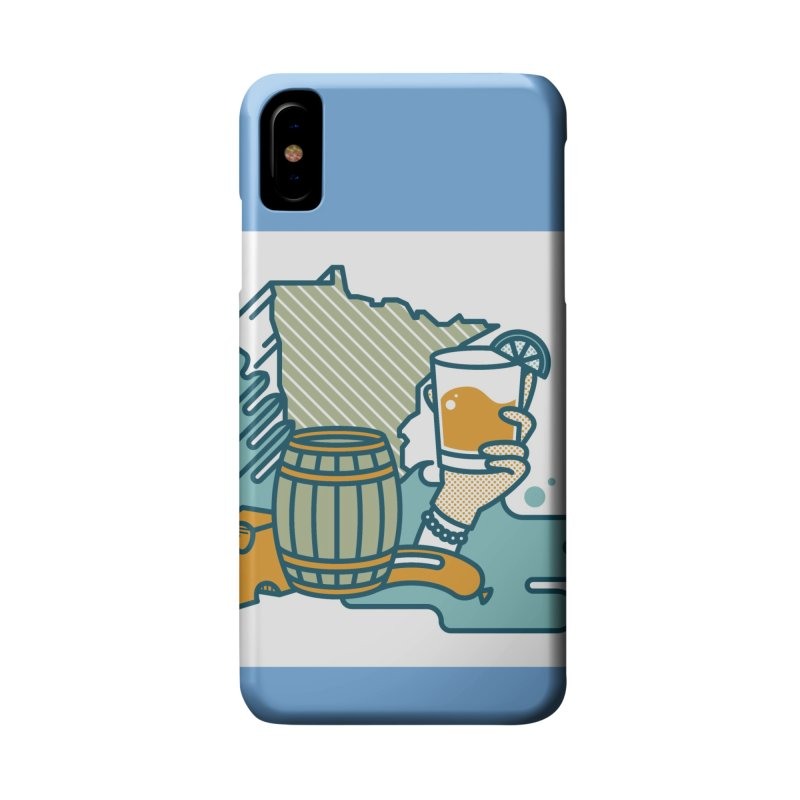 Here Comes A Regular Accessories Phone Case by bellyup's Artist Shop