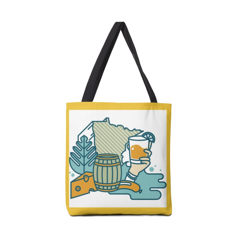 Here Comes A Regular Accessories Tote Bag Bag by bellyup's Artist Shop