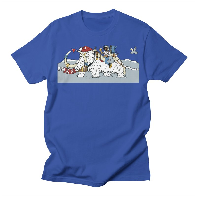 Knocked Out Loaded (Apparel) Men's T-Shirt by bellyup's Artist Shop