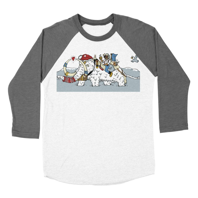 Knocked Out Loaded (Apparel) Women's Longsleeve T-Shirt by bellyup's Artist Shop