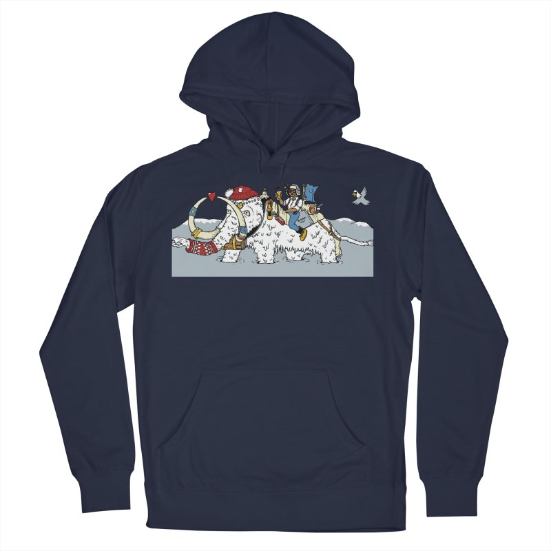 Knocked Out Loaded (Apparel) Women's French Terry Pullover Hoody by bellyup's Artist Shop