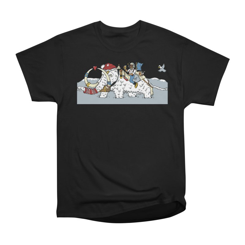 Knocked Out Loaded (Apparel) Men's Heavyweight T-Shirt by bellyup's Artist Shop