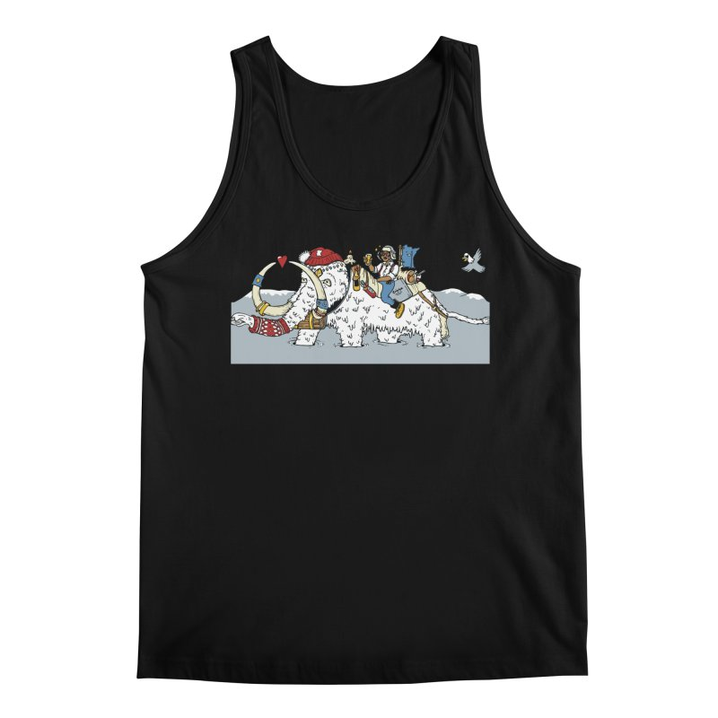 Knocked Out Loaded (Apparel) Men's Regular Tank by bellyup's Artist Shop