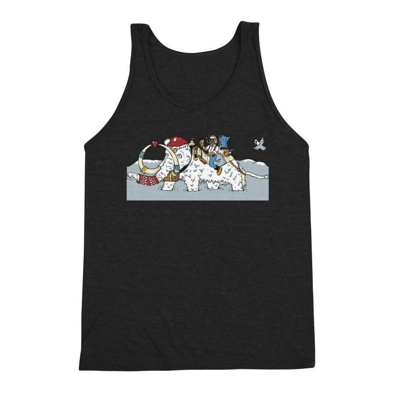Knocked Out Loaded (Apparel) Men's Tank by bellyup's Artist Shop