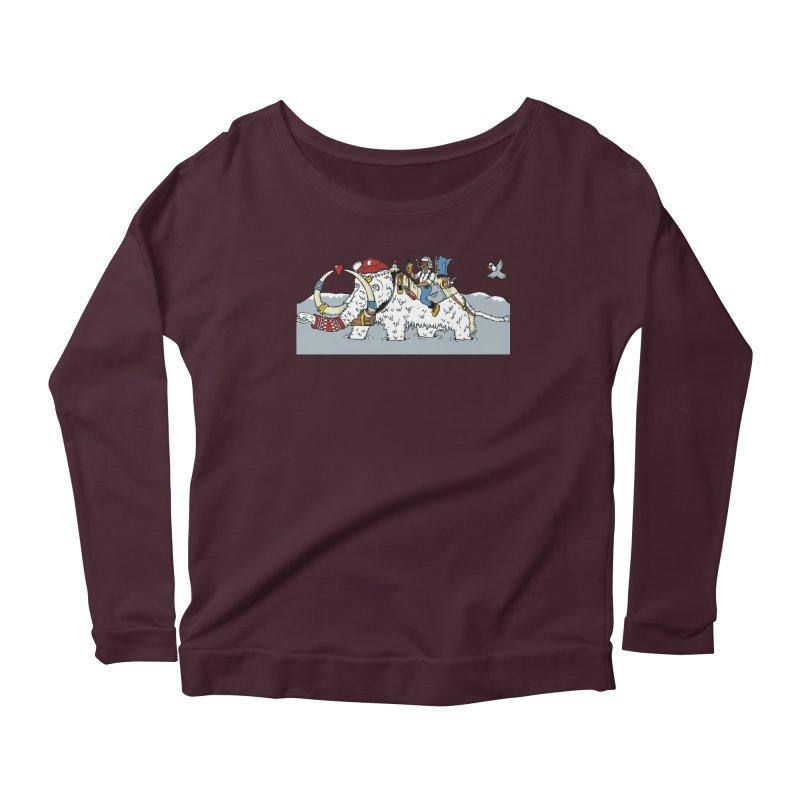 Knocked Out Loaded (Apparel) Women's Longsleeve T-Shirt by bellyup's Artist Shop