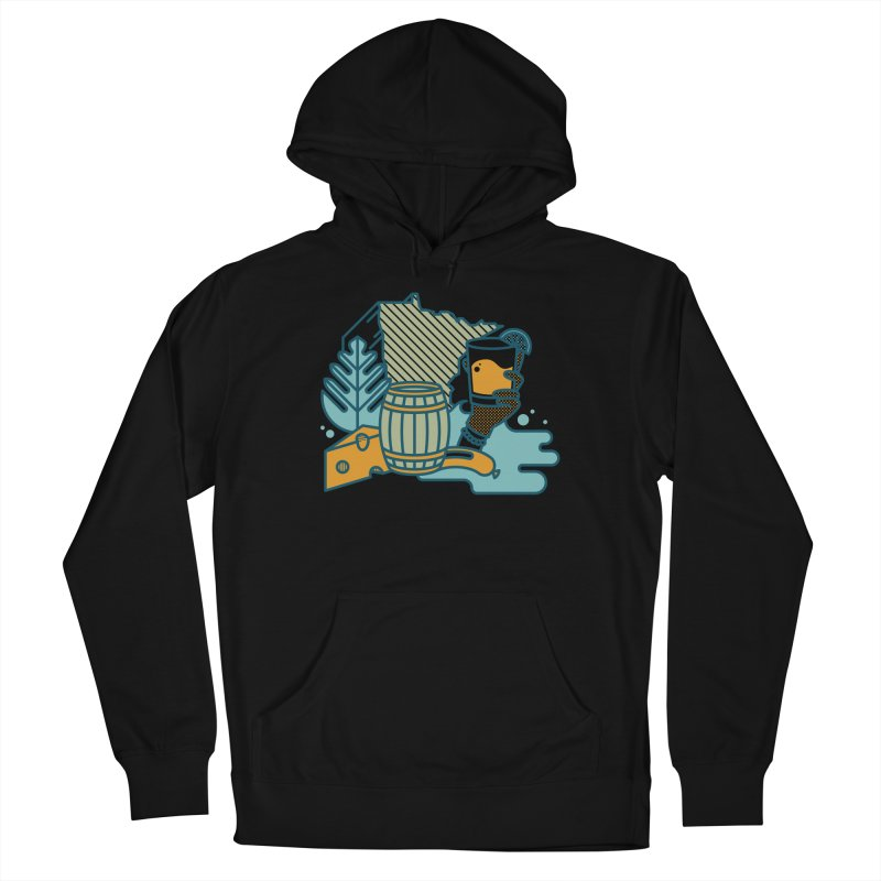 Here Comes a Regular (Apparel) Women's Pullover Hoody by bellyup's Artist Shop