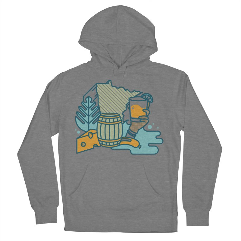 Here Comes a Regular (Apparel) Women's French Terry Pullover Hoody by bellyup's Artist Shop