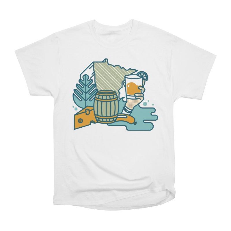 Here Comes a Regular (Apparel) Women's Heavyweight Unisex T-Shirt by bellyup's Artist Shop