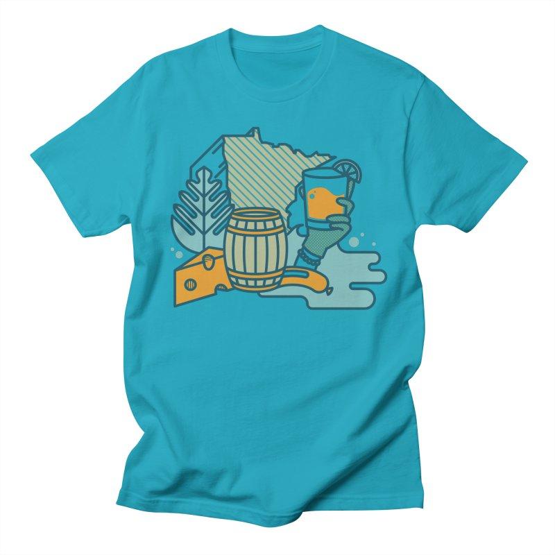 Here Comes a Regular (Apparel) Men's Regular T-Shirt by bellyup's Artist Shop