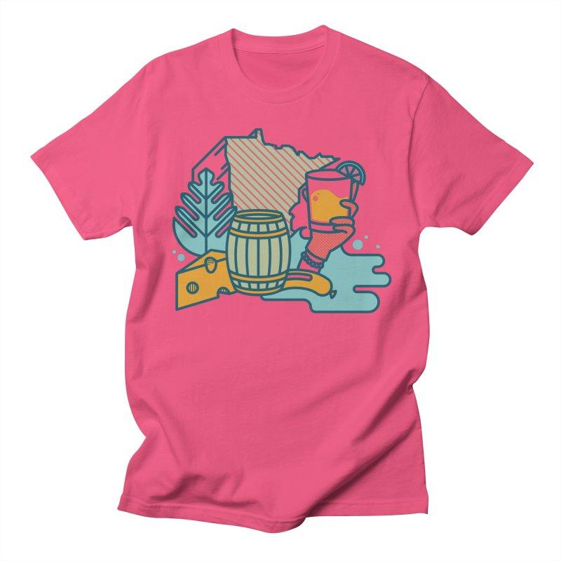 Here Comes a Regular (Apparel) Women's Regular Unisex T-Shirt by bellyup's Artist Shop