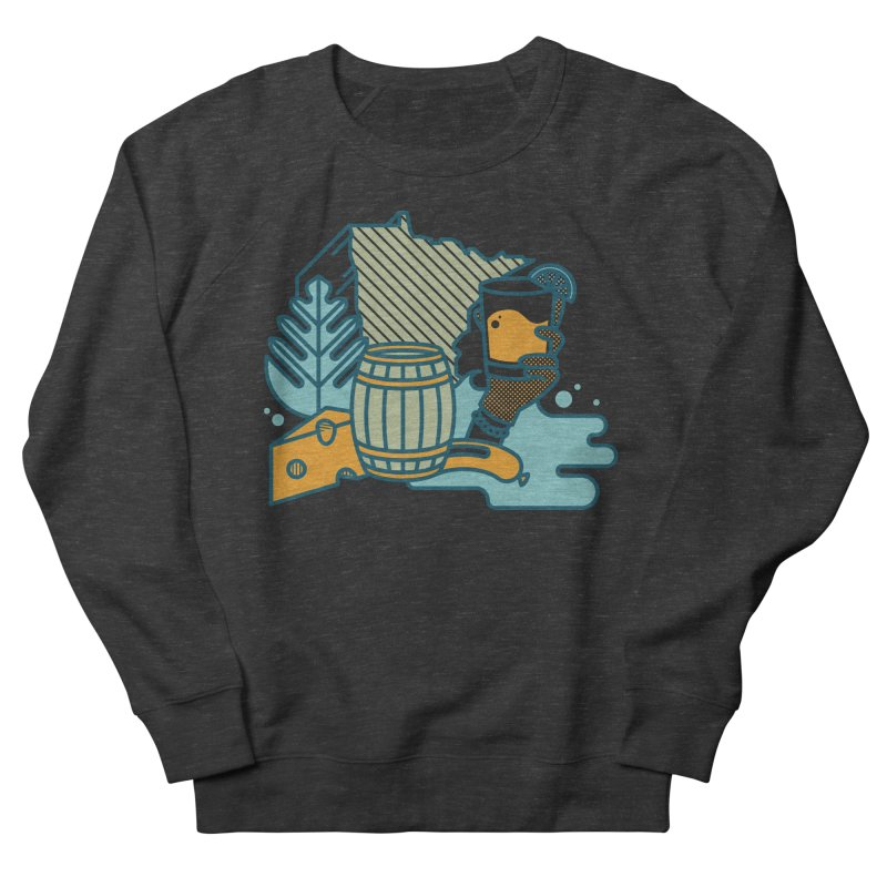 Here Comes a Regular (Apparel) Women's French Terry Sweatshirt by bellyup's Artist Shop