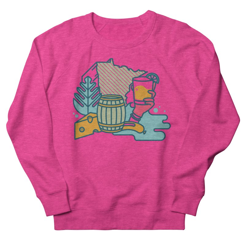 Here Comes a Regular (Apparel) Women's Sweatshirt by bellyup's Artist Shop