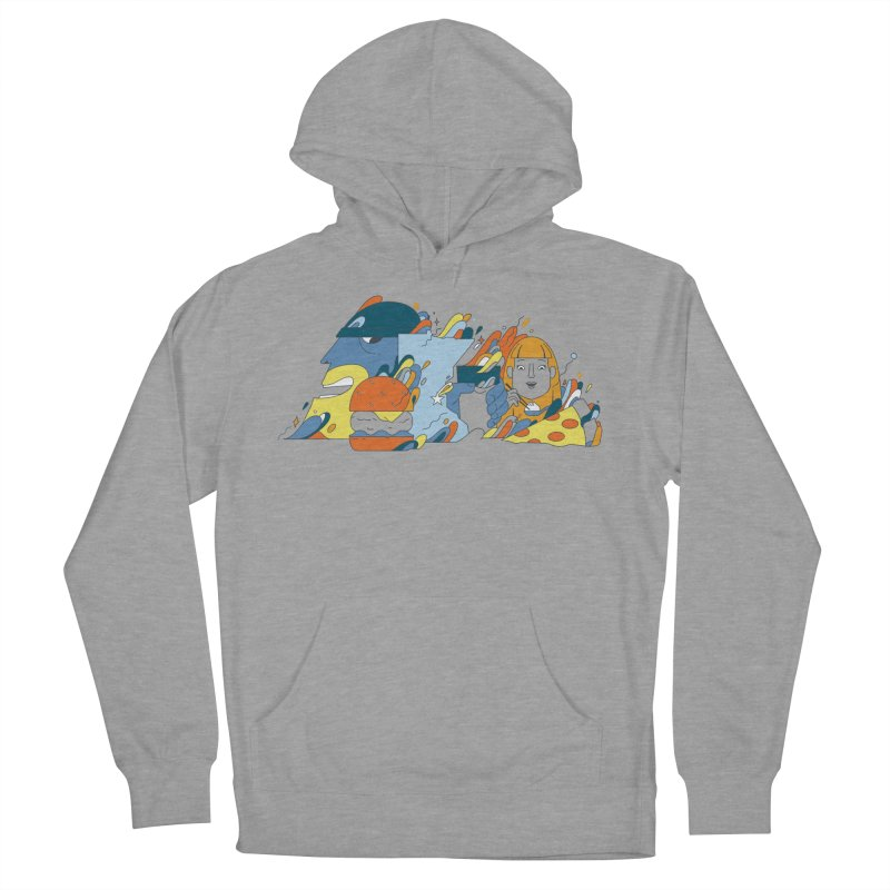 Color Me Impressed (Apparel) Women's Pullover Hoody by bellyup's Artist Shop