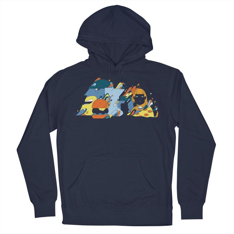 Color Me Impressed (Apparel) Men's Pullover Hoody by bellyup's Artist Shop