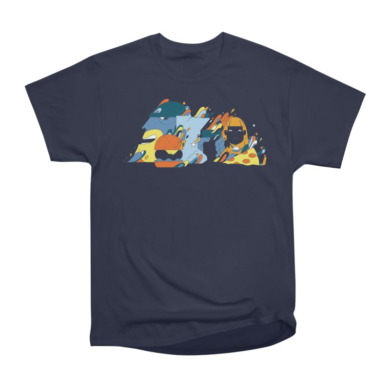 Color Me Impressed (Apparel) Men's Heavyweight T-Shirt by bellyup's Artist Shop