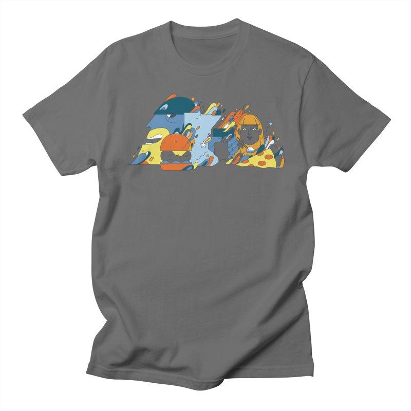 Color Me Impressed (Apparel) Men's T-Shirt by bellyup's Artist Shop