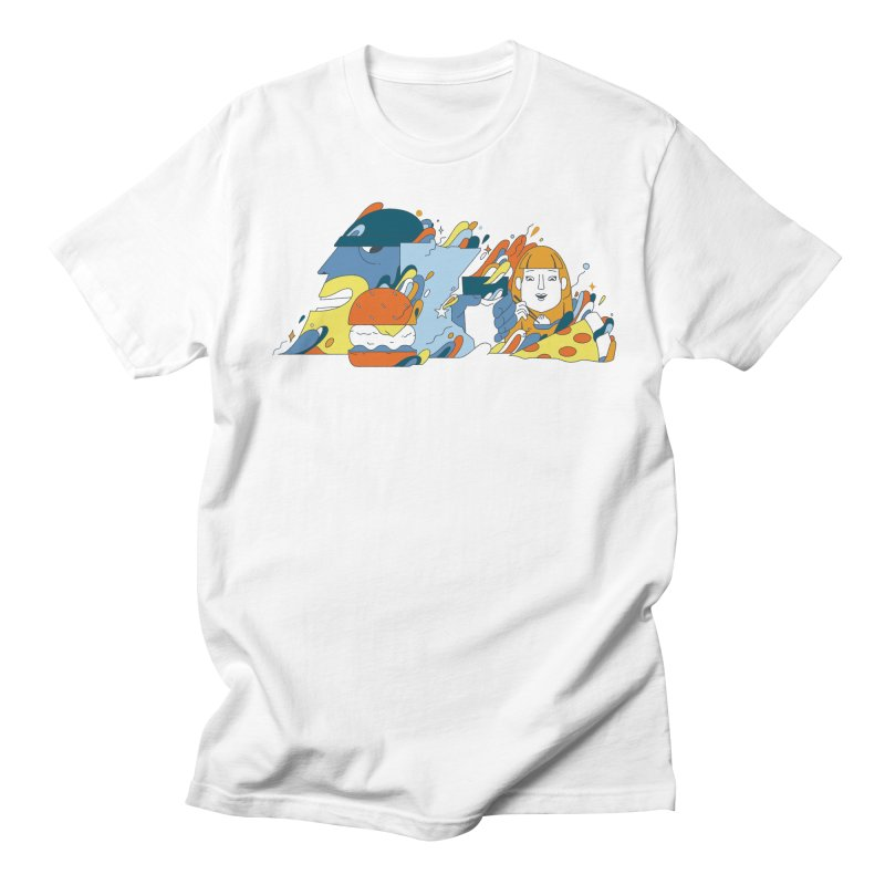 Color Me Impressed (Apparel) Men's T-Shirt by bellyup's Artist Shop