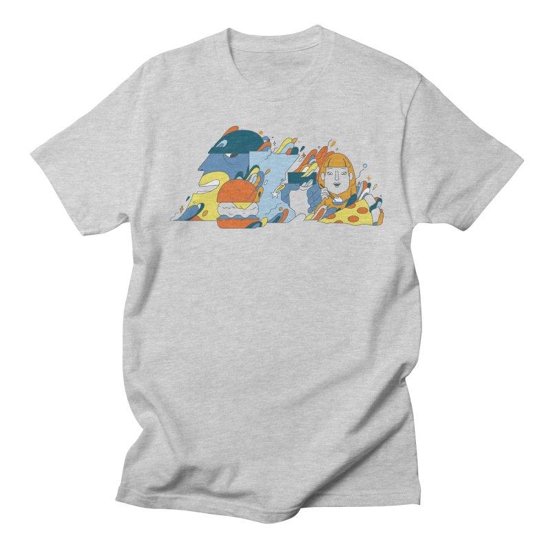 Color Me Impressed (Apparel) Men's Regular T-Shirt by bellyup's Artist Shop