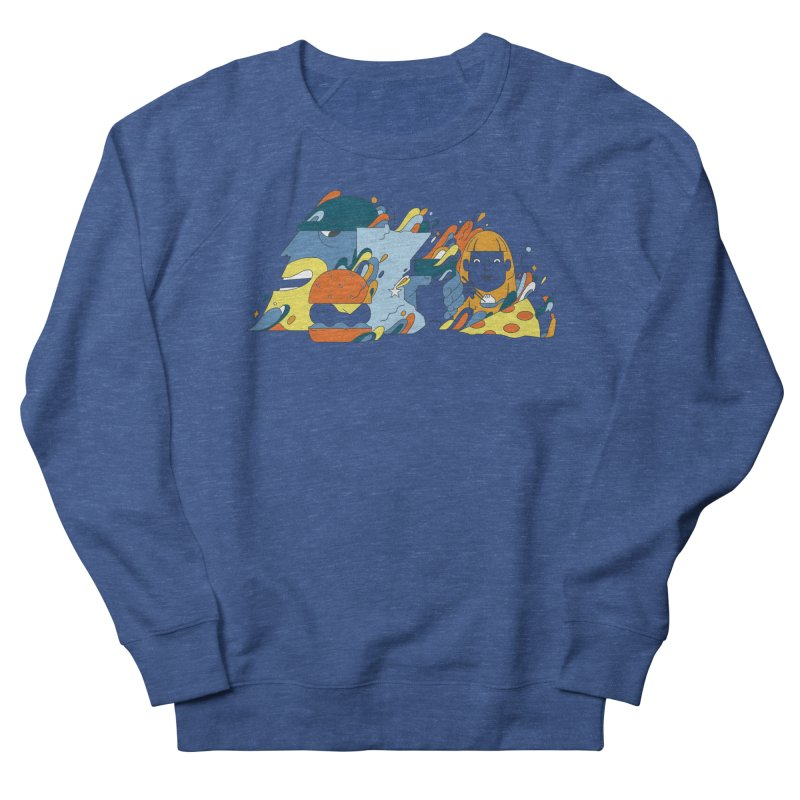 Color Me Impressed (Apparel) Women's Sweatshirt by bellyup's Artist Shop