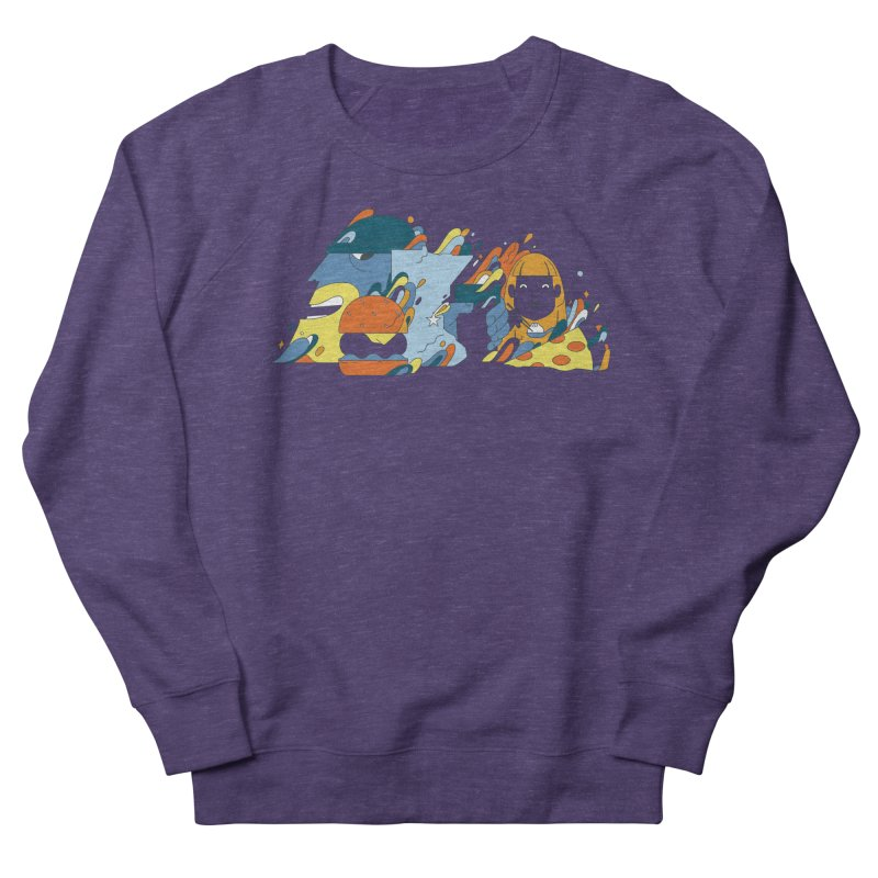 Color Me Impressed (Apparel) Women's French Terry Sweatshirt by bellyup's Artist Shop