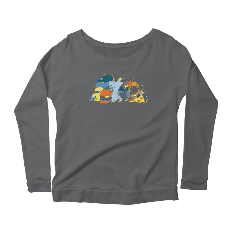 Color Me Impressed (Apparel) Women's Longsleeve T-Shirt by bellyup's Artist Shop