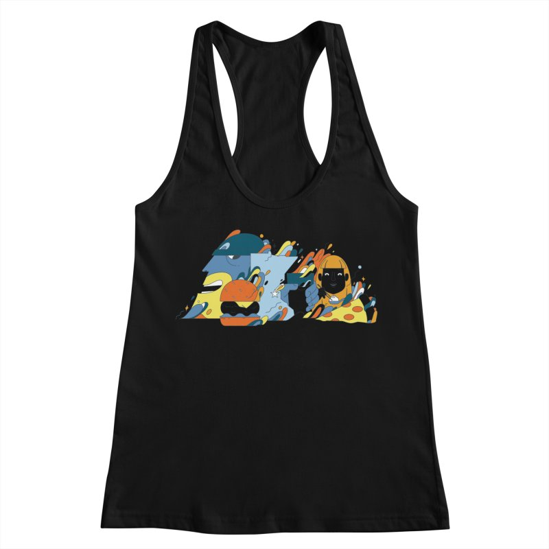 Color Me Impressed (Apparel) Women's Tank by bellyup's Artist Shop