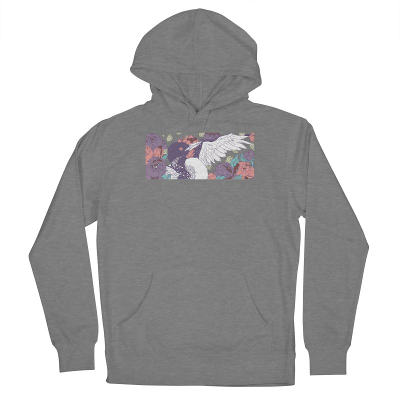 Hoppy Loon (Apparel) Women's Pullover Hoody by bellyup's Artist Shop