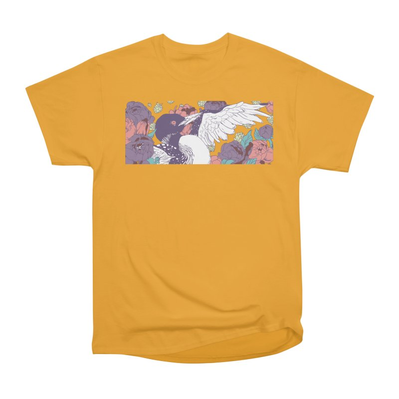 Hoppy Loon (Apparel) Men's Heavyweight T-Shirt by bellyup's Artist Shop