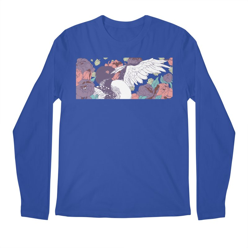 Hoppy Loon (Apparel) Men's Regular Longsleeve T-Shirt by bellyup's Artist Shop