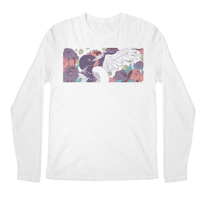 Hoppy Loon (Apparel) Men's Regular Longsleeve T-Shirt by bellyup's Artist Shop