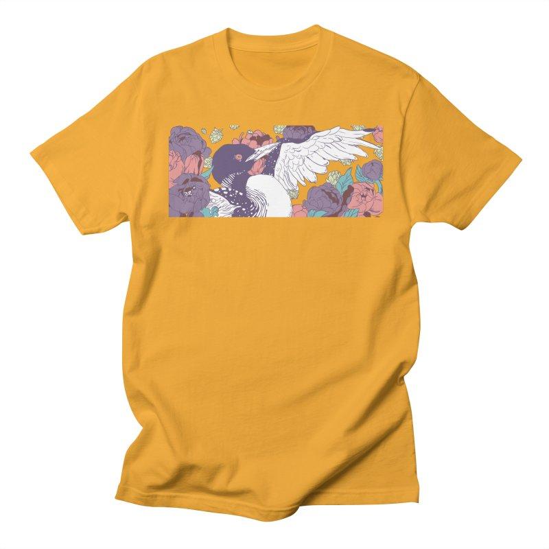 Hoppy Loon (Apparel) Men's Regular T-Shirt by bellyup's Artist Shop