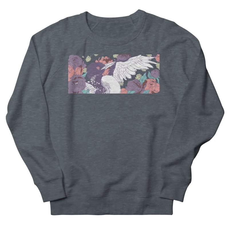 Hoppy Loon (Apparel) Women's French Terry Sweatshirt by bellyup's Artist Shop