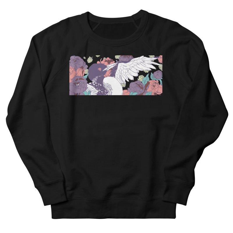 Hoppy Loon (Apparel) Women's French Terry Sweatshirt by bellyup's Artist Shop