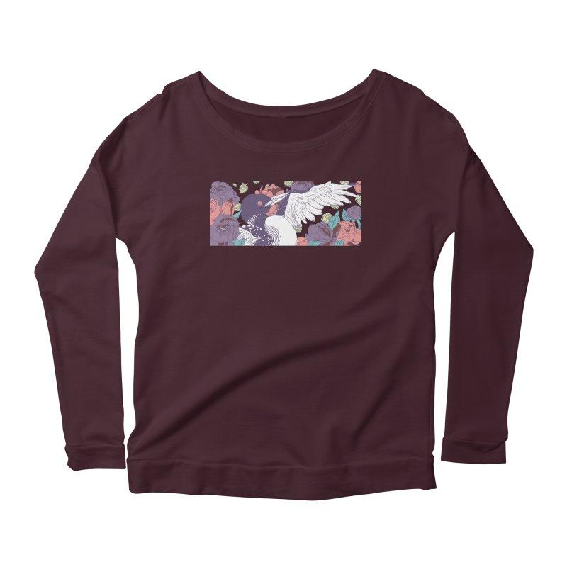 Hoppy Loon (Apparel) Women's Longsleeve T-Shirt by bellyup's Artist Shop