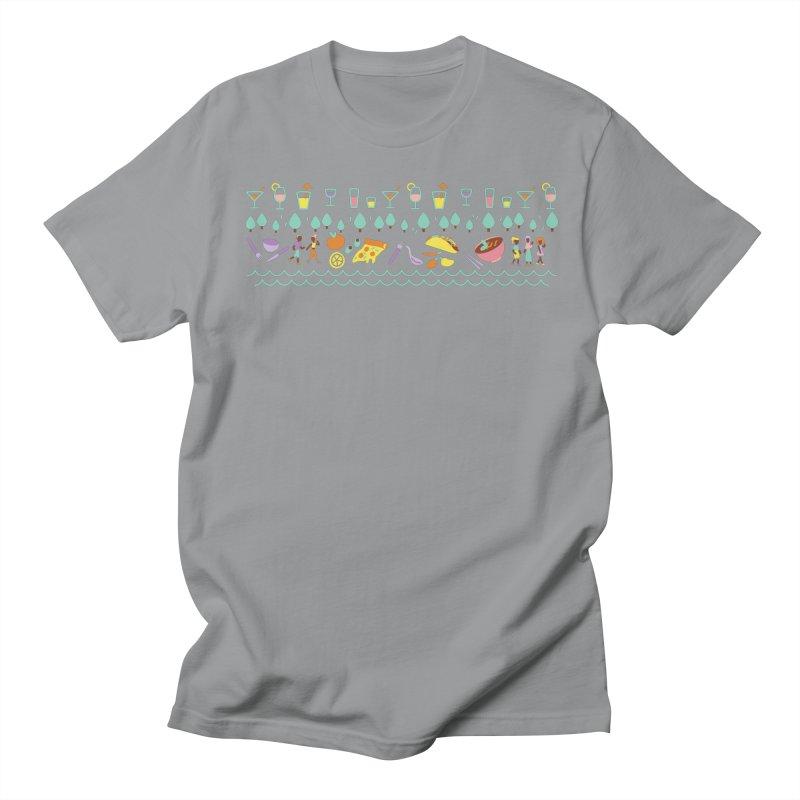 Caribe Del Norte (Apparel) Women's Regular Unisex T-Shirt by bellyup's Artist Shop