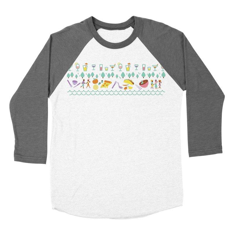 Caribe Del Norte (Apparel) Women's Longsleeve T-Shirt by bellyup's Artist Shop