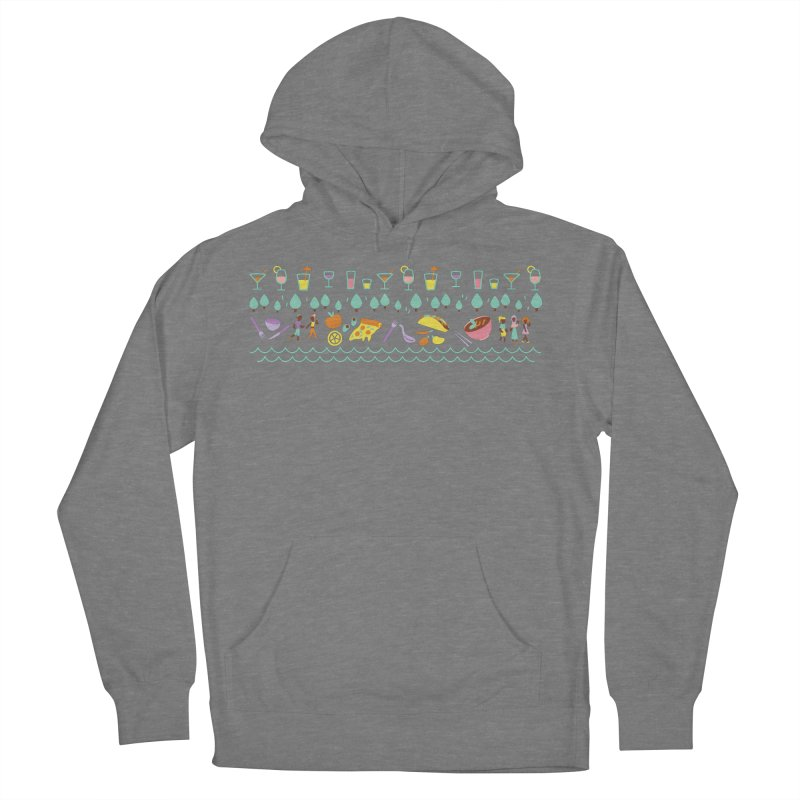 Caribe Del Norte (Apparel) Women's Pullover Hoody by bellyup's Artist Shop