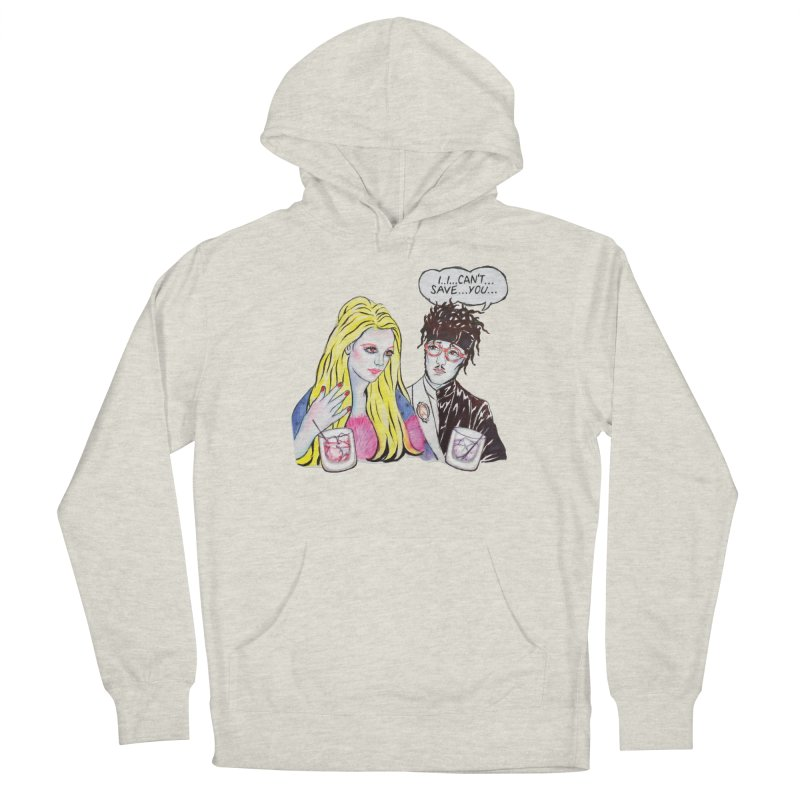 I Can't Save You, Britney (Apparel) Men's Pullover Hoody by bellyup's Artist Shop
