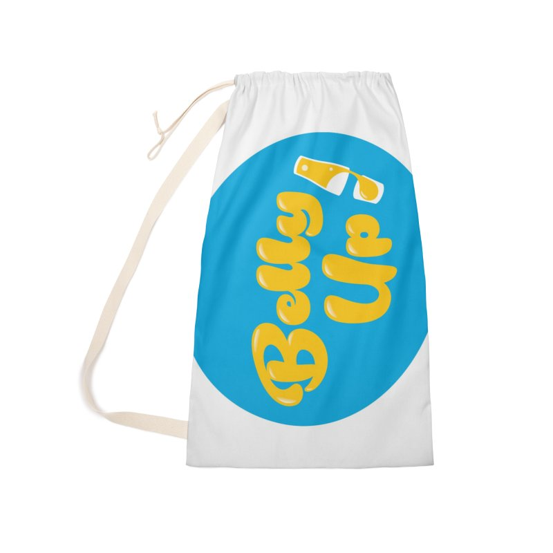 Bellyup..New Accessories Laundry Bag Bag by bellyup's Artist Shop