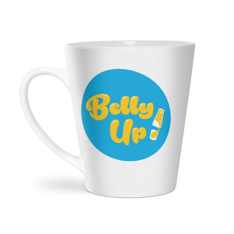 Bellyup..New Accessories Latte Mug by bellyup's Artist Shop