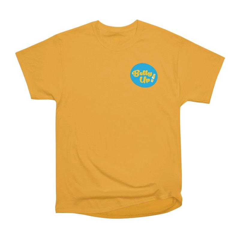 Bellyup..New Women's Heavyweight Unisex T-Shirt by bellyup's Artist Shop