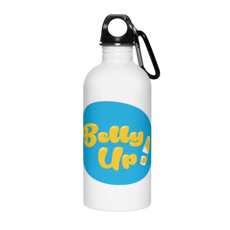 Bellyup..New Accessories Water Bottle by bellyup's Artist Shop